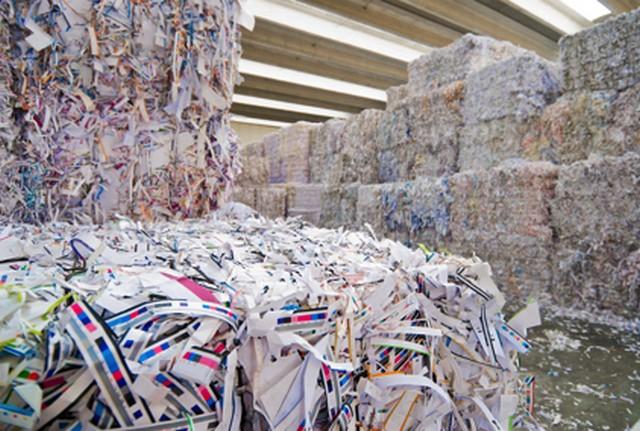 отходы типографий