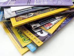 Журналы, цветная полиграфия