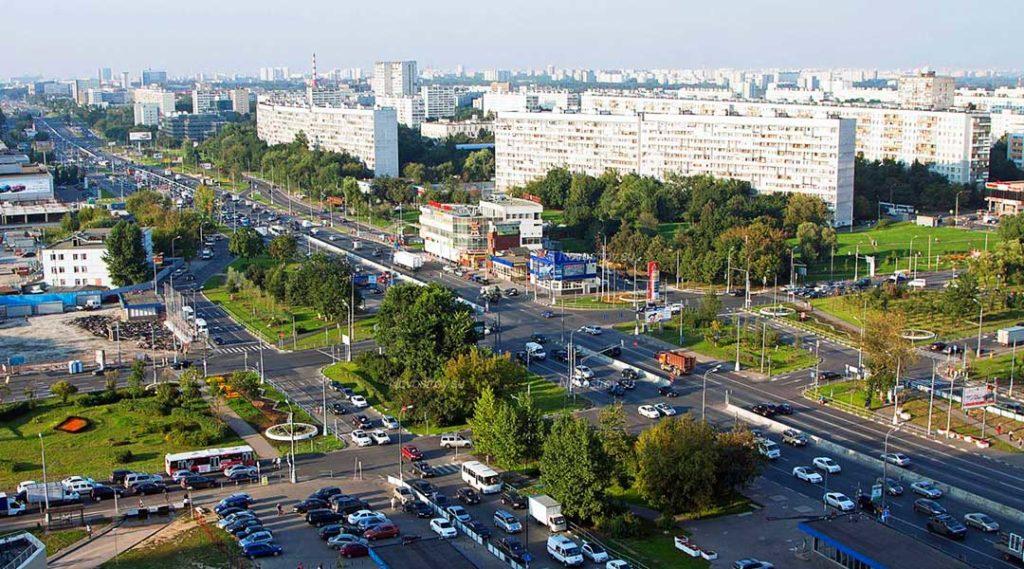 Приём макулатуры в ЮАО Москвы